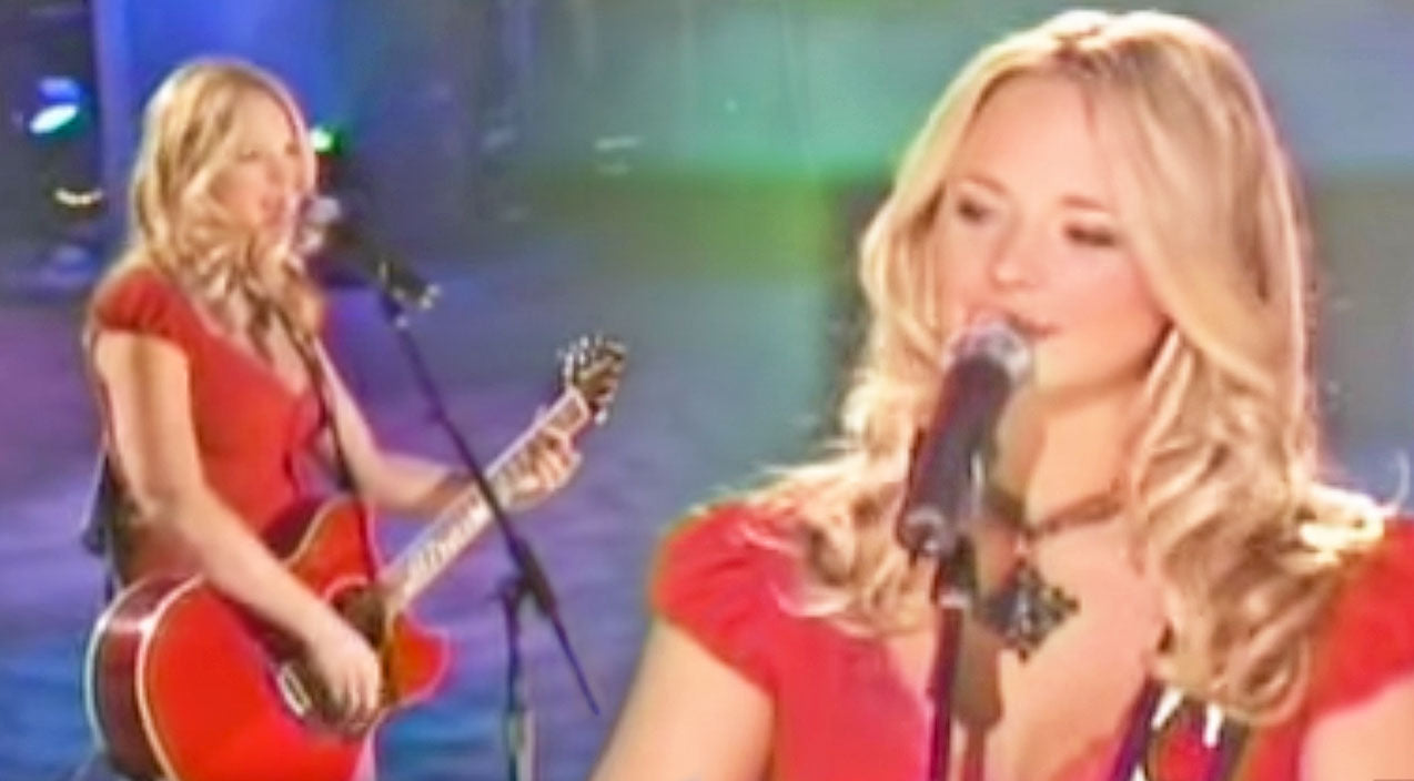 Miranda lambert Songs | A Young Miranda Lambert Sings Her Heart Out On 'Nashville Star' & It Will Leave You Speechless! | Country Music Videos