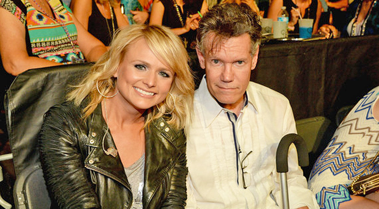 Miranda lambert Songs | 'It's Intimidating!' - Miranda Lambert Details Her Recent Backstage Meeting With Randy Travis | Country Music Videos