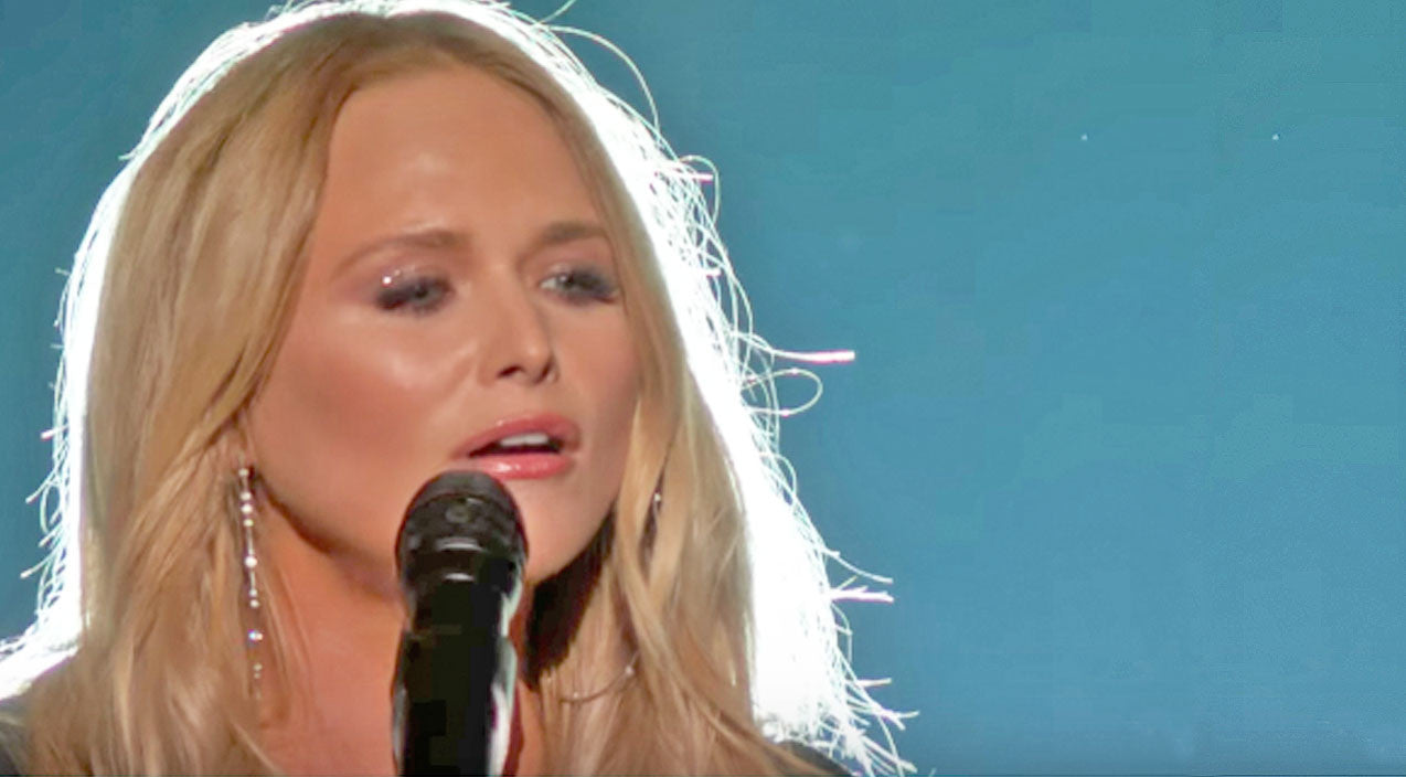 Miranda lambert Songs | Relive Miranda Lambert's Emotional ACM Performance In Newly Released Footage | Country Music Videos