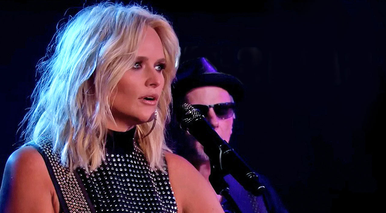 Modern country Songs | Miranda Lambert Lays It All On The Line In First Televised Performance Of 'Vice' | Country Music Videos