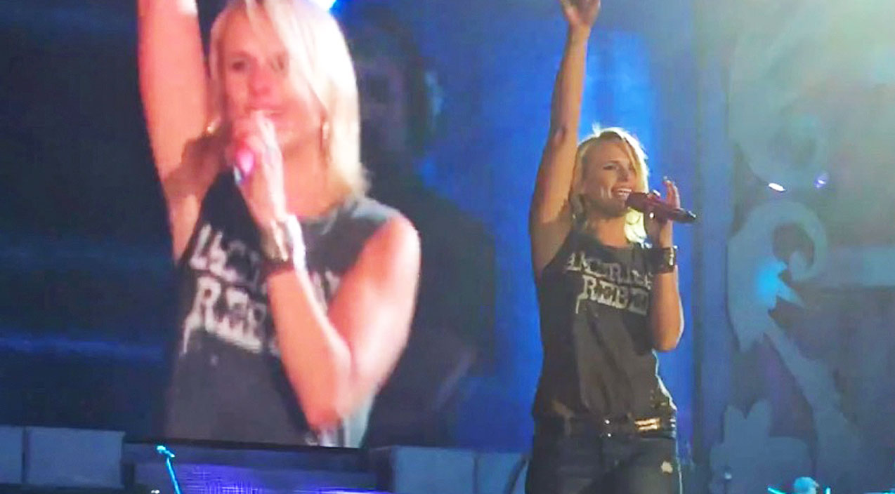 Zz top Songs | Miranda Lambert Brings Down The House With Feisty Cover Of ZZ Top Classic | Country Music Videos