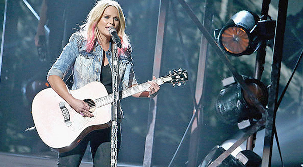 Modern country Songs | Miranda Lambert Rocks The Stage During Emotional Performance Of 'Bathroom Sink' | Country Music Videos