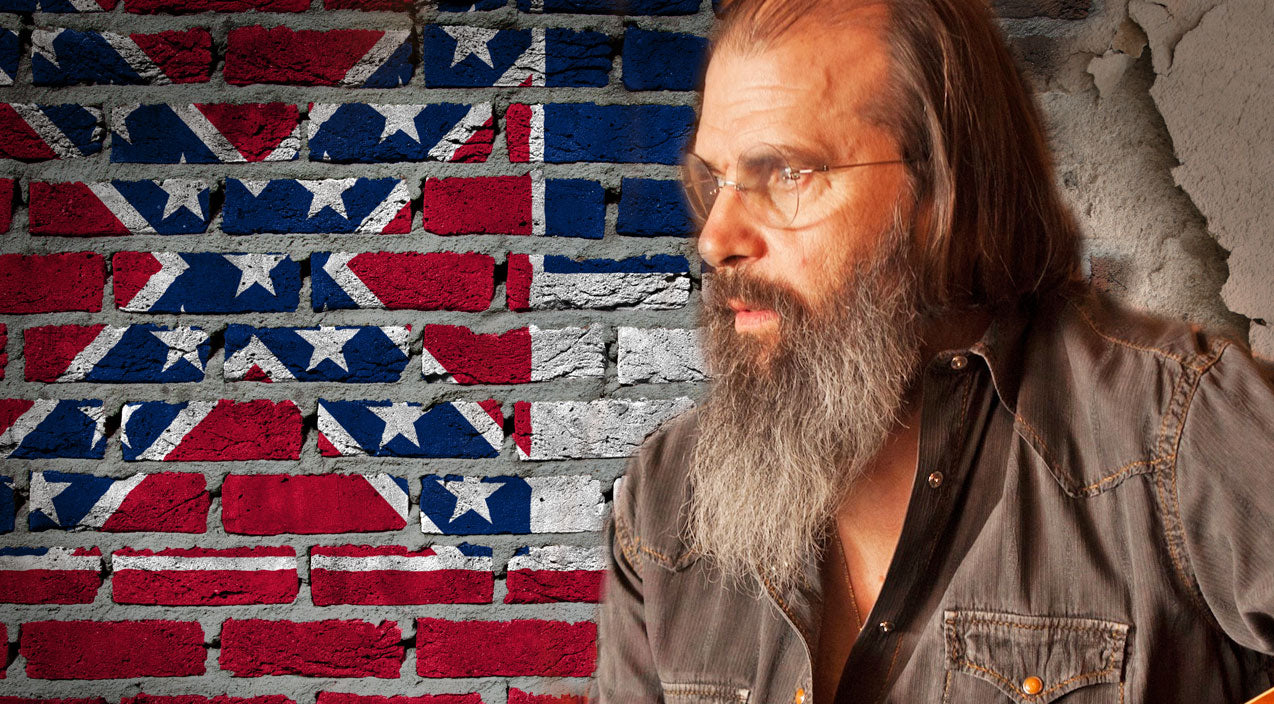 Steve earle Songs | Steve Earle Pleads With Mississippi To Remove Confederate Flag In Controversial New Song | Country Music Videos