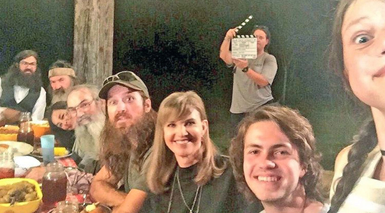 Duck dynasty Songs | Missy Robertson Shares Photos From Last Days Filming 'Duck Dynasty' | Country Music Videos