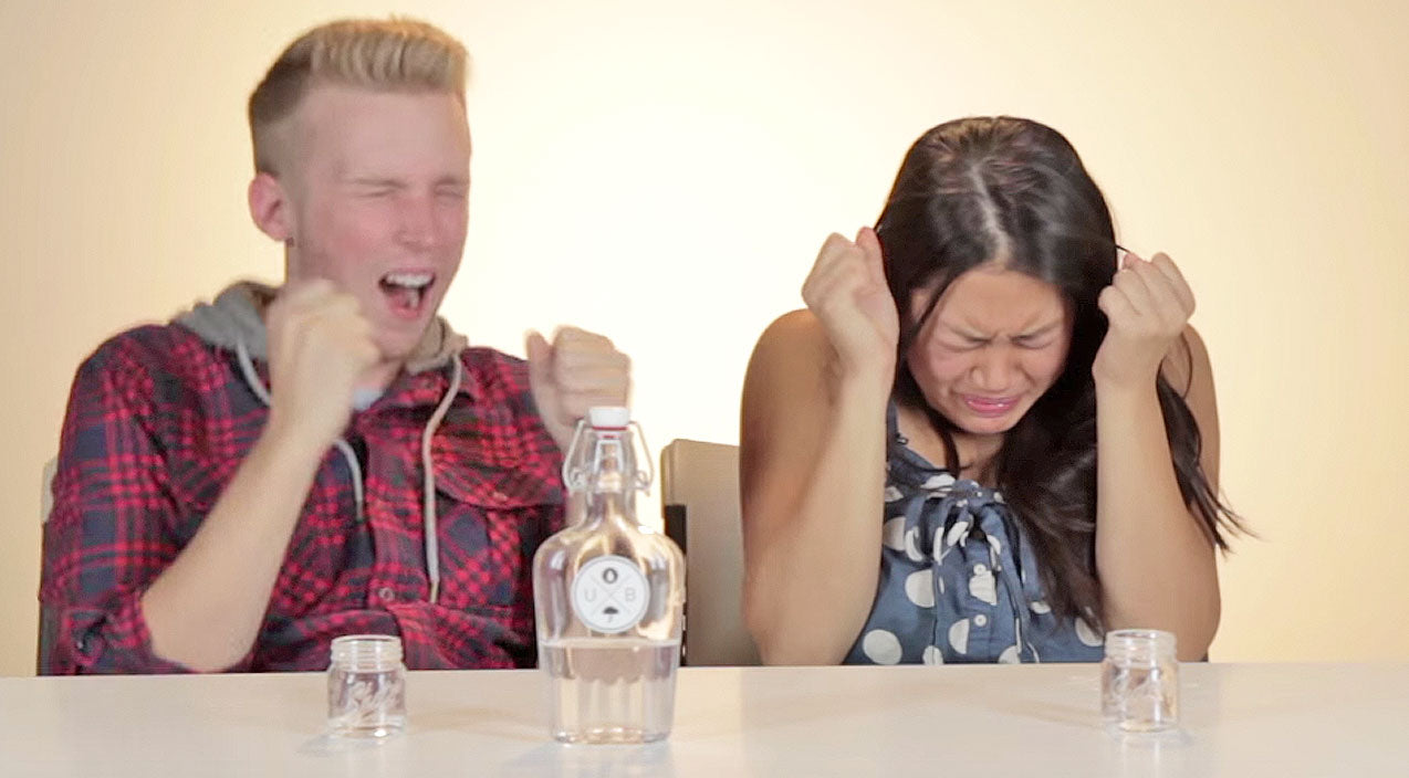 Northerners Try Moonshine For The First Time, And Their Reactions Are Hilarious! | Country Music Videos