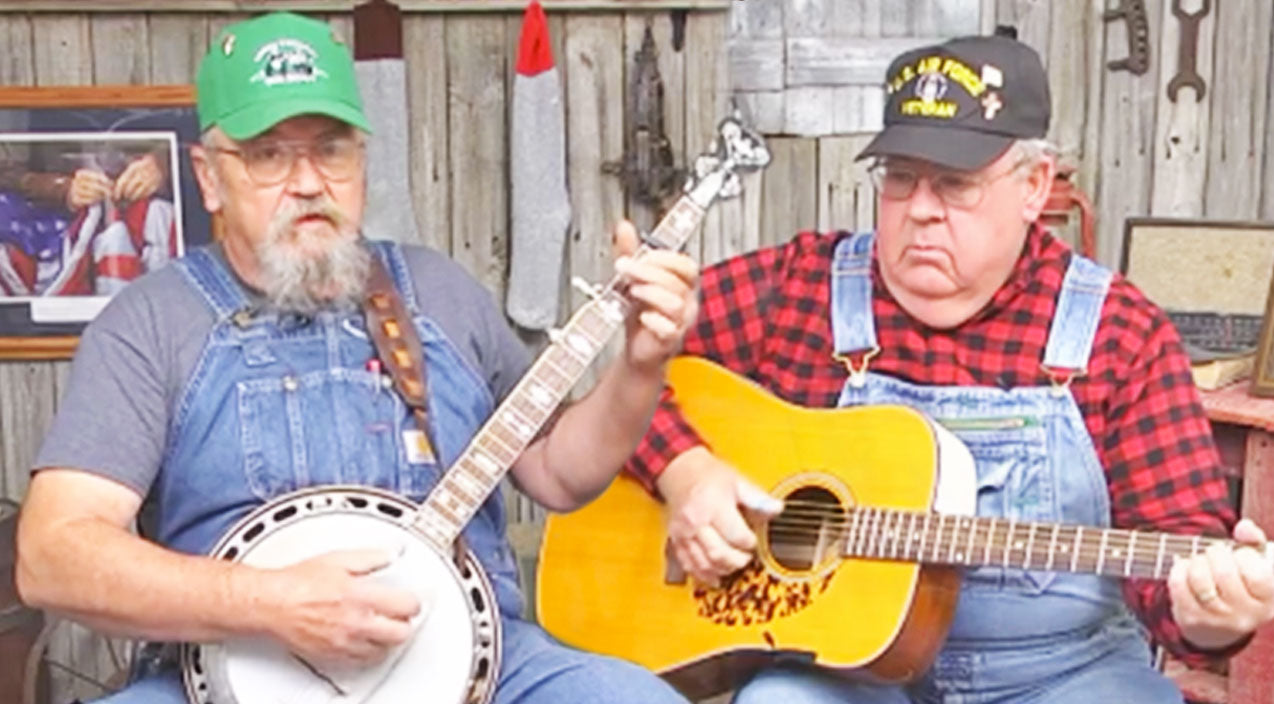 Moron brothers Songs | Redneck Brothers Take Stance On Kneeling During National Anthem In Bluegrass Song | Country Music Videos