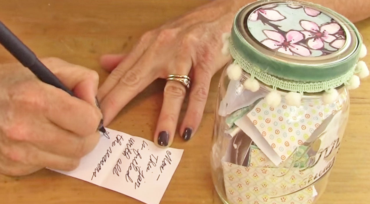Diy Songs | DIY Mother's Day 'Reasons I Love You' Jar (Cute!) | Country Music Videos