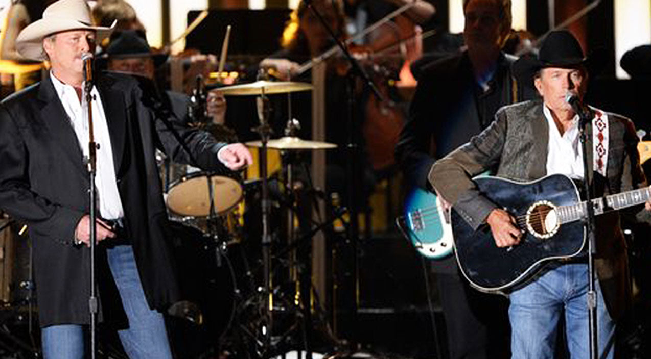 George strait Songs | George Strait & Alan Jackson Blast Modern Country In 'Murder On Music Row' | Country Music Videos