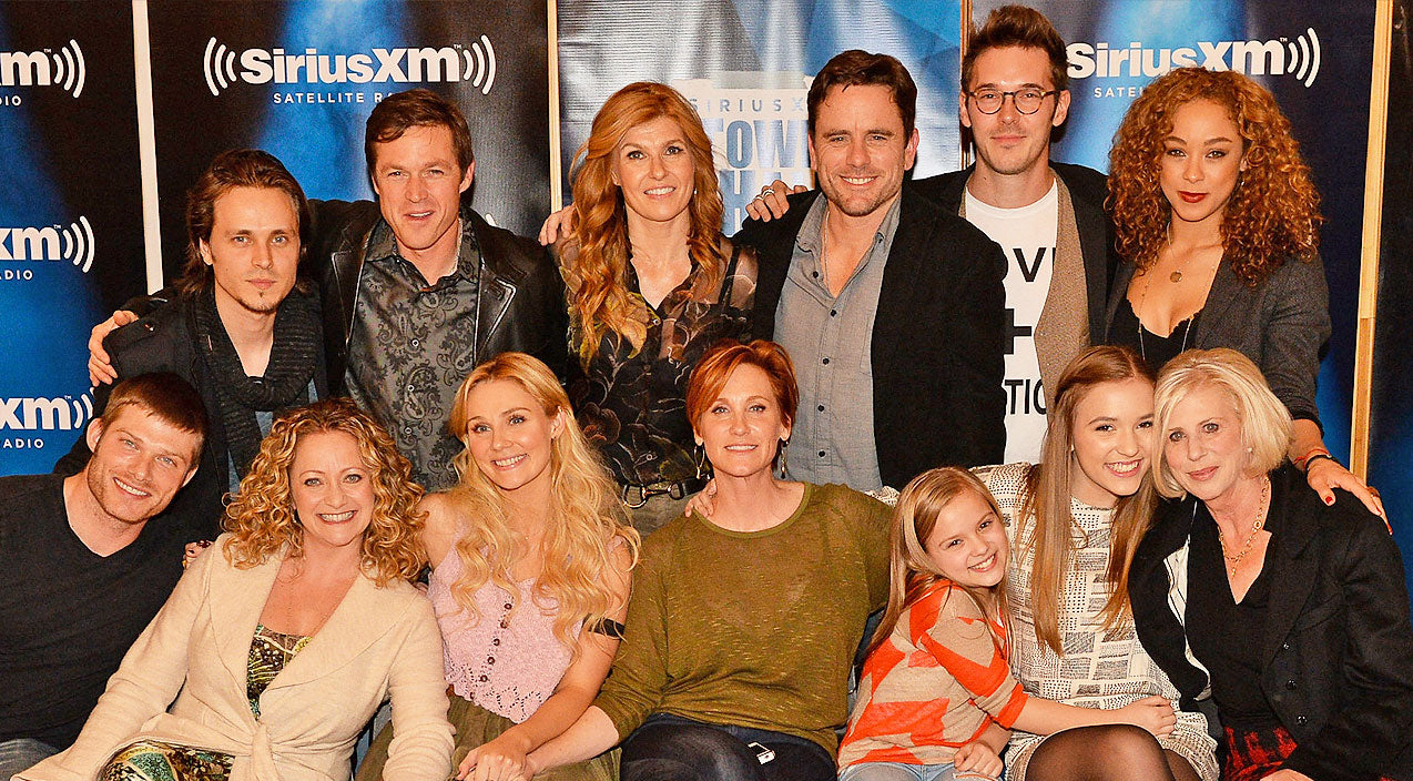 Nashville Songs | 'Nashville' Stars React To Series Finale | Country Music Videos