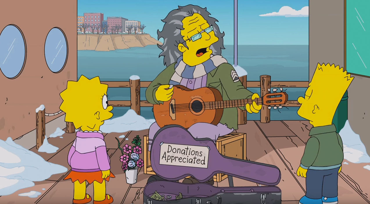 The dixie chicks Songs | Country Star Makes Appearance On 'The Simpsons' | Country Music Videos