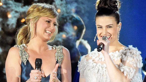 Jennifer nettles Songs | Jennifer Nettles and Idina Menzel -