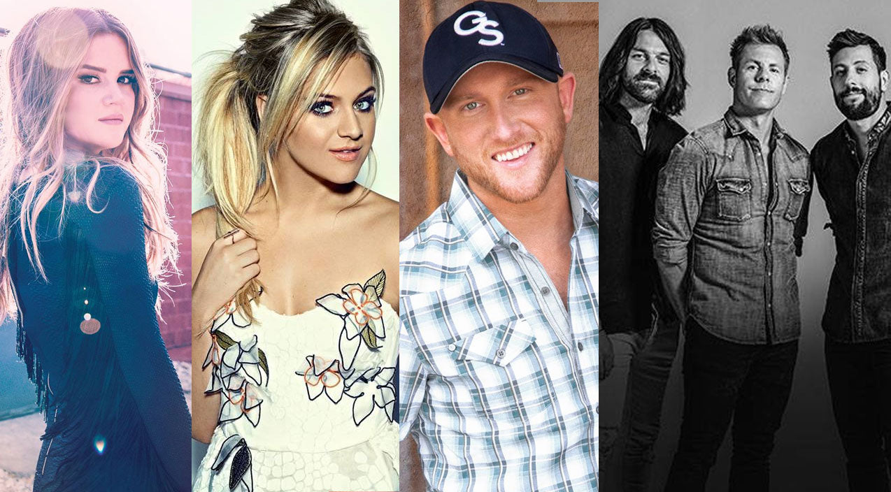 Maren morris Songs   2016 CMA Award For New Artist Of The Year Announced   Country Music Videos