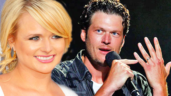 Blake shelton Songs | Blake Shelton Adorably Introduces Wife Miranda Lambert Onstage (VIDEO) | Country Music Videos