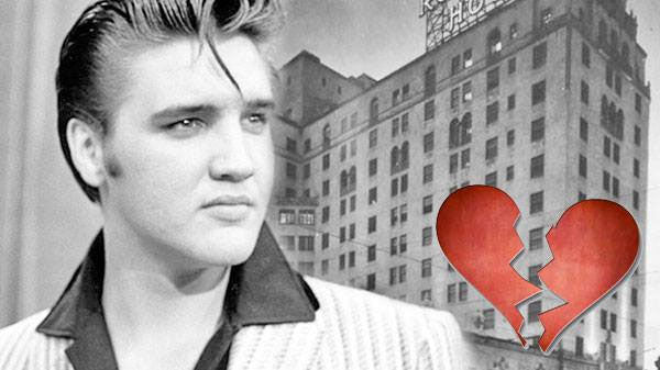 Elvis Presley - Heartbreak Hotel (LIVE) (VIDEO) | Country Music Videos