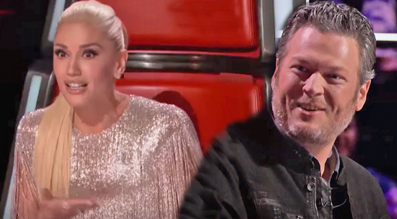 Gwen stefani Songs | Blake Shelton And Gwen Stefani Battle It Out In 'The Voice' Preview | Country Music Videos