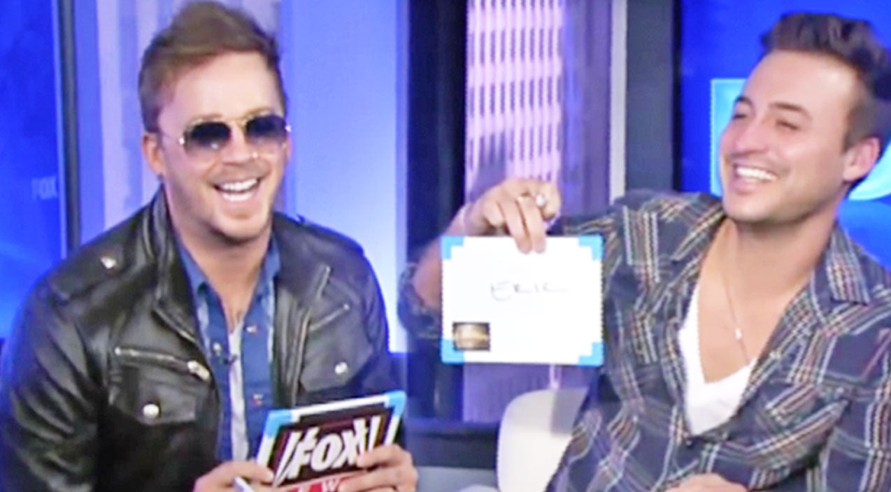 Love and theft Songs   Love And Theft Sees How Well They Know Each Other In Hysterical Newlywed-Style Game   Country Music Videos