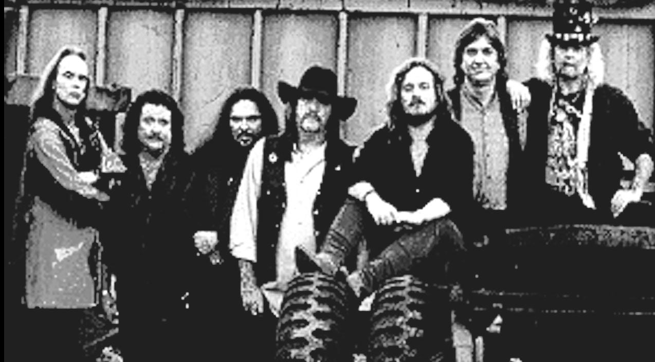 Ray charles Songs | Southern Rock Meets Blues In Skynyrd's Groovy Take On 'None Of Us Are Free' | Country Music Videos