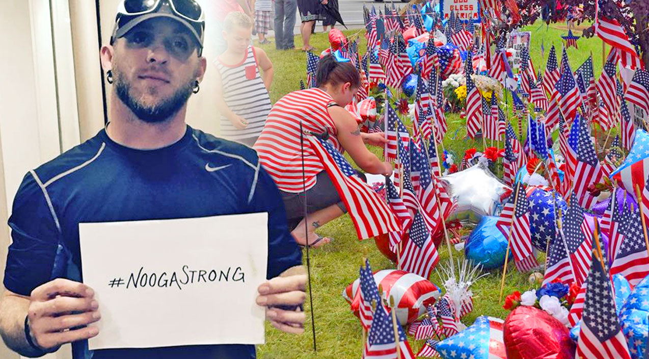 Country Singers Band Together To Show Support After Chattanooga Tragedy | Country Music Videos