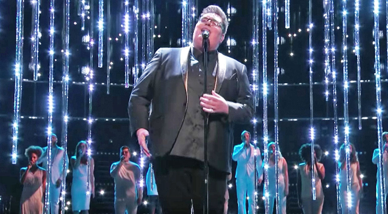 Jordan smith Songs | Hear 'Voice' Champion's Chillingly Beautiful Performance Of 'O Holy Night' | Country Music Videos