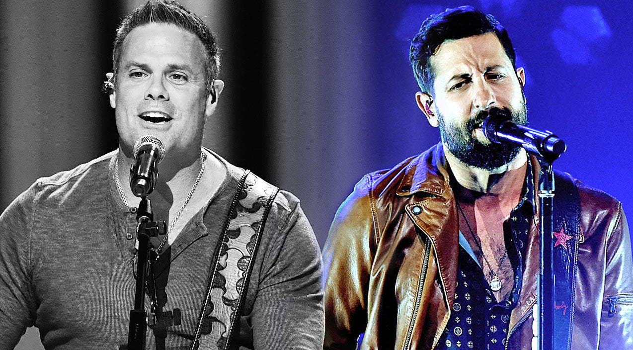 Old dominion Songs   Country Group's Lead Singer Chokes Up While Singing 'My Town' In Tribute To Troy Gentry   Country Music Videos