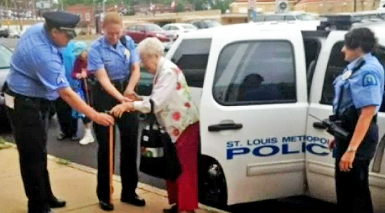 102-Year-Old Woman Arrested In Pursuit Of Lifelong Dream | Country Music Videos