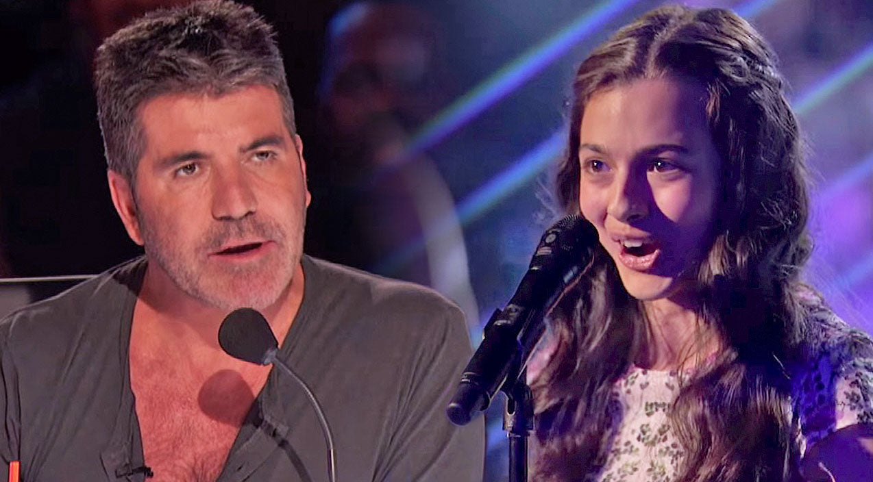 Simon cowell Songs | Young Opera Singer Steals The Show With Enchanting Performance Of 'The Prayer' | Country Music Videos