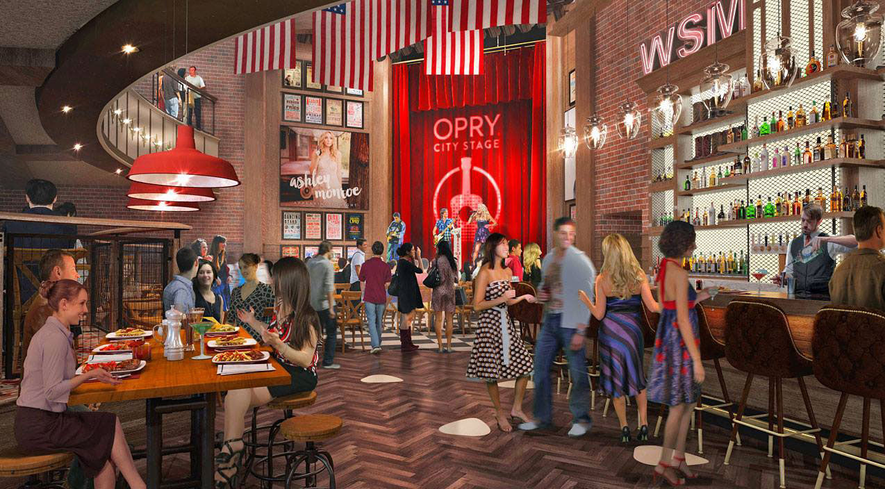 Grand ole opry Songs | Grand Ole Opry Releases Groundbreaking News Of New 'City Stage' Expansion | Country Music Videos