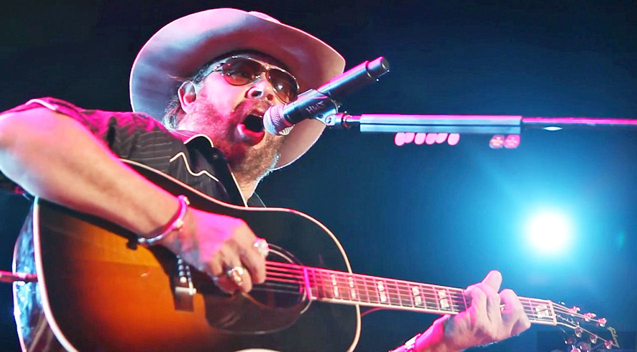 Waylon jennings Songs | Stop Everything & Listen To Hank Jr. Roar Through Waylon's 'Lonesome, On'ry And Mean' | Country Music Videos
