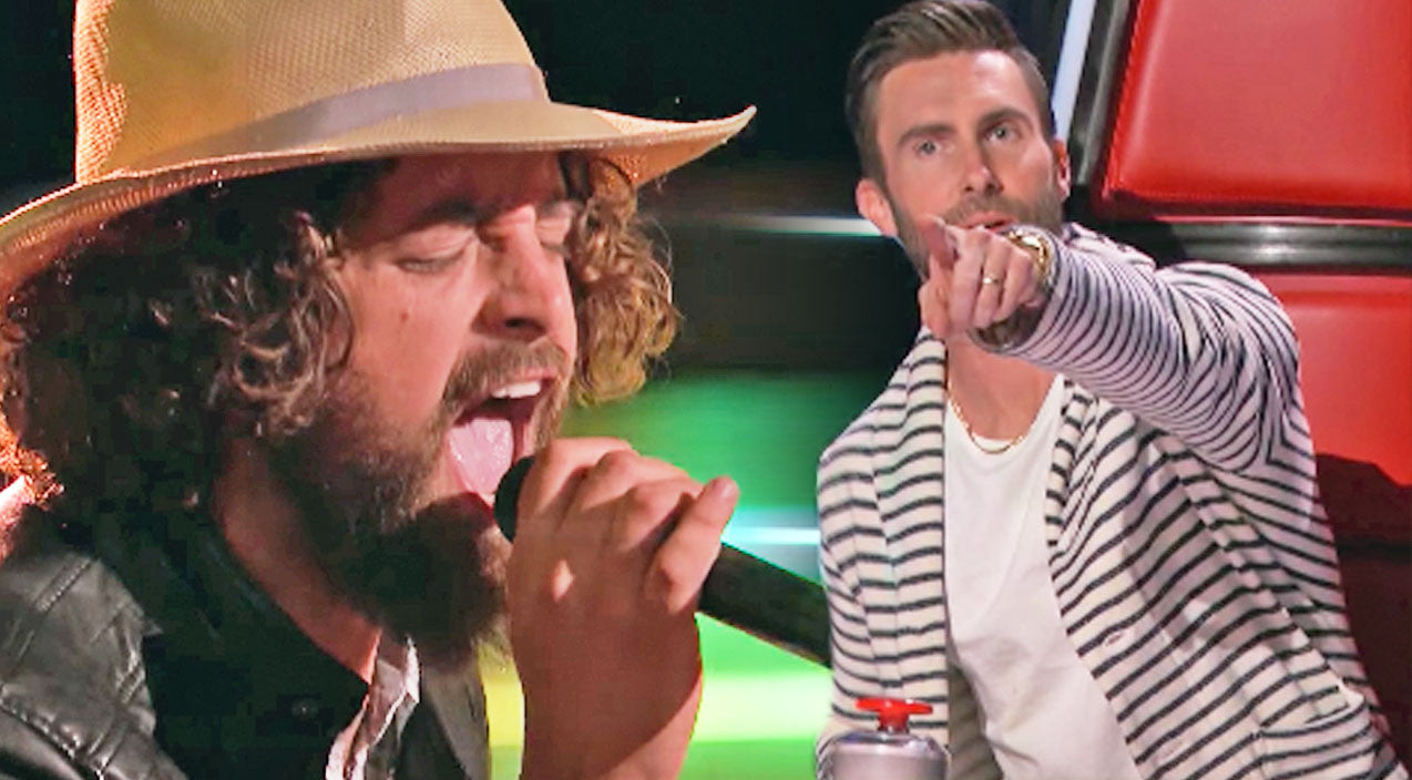 The voice Songs | Soulful 'Voice' Contestant Stuns With Otis Redding Hit During Blind Audition | Country Music Videos