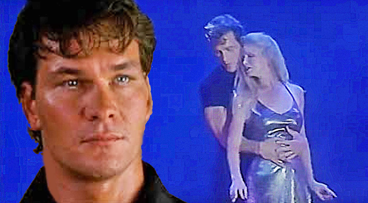 Patrick swayze Songs | Patrick Swayze Fights Back Tears During Moving Dance With His Wife Of 34 Years | Country Music Videos