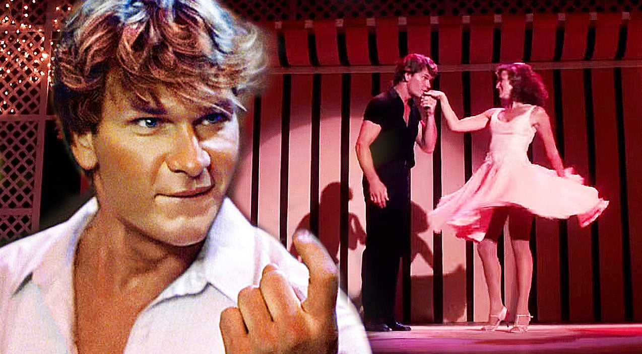 Patrick swayze Songs | Patrick Swayze Gives Phenomenal Last Dance In 'Dirty Dancing', And We're Speechless | Country Music Videos