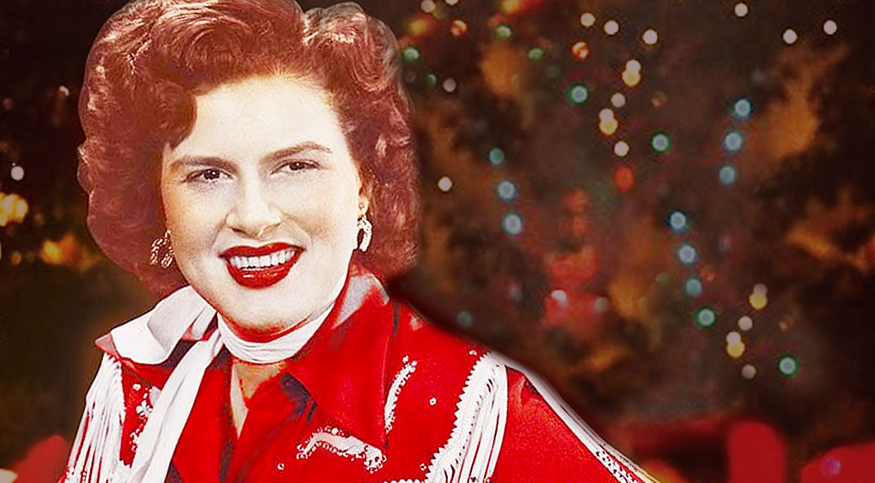 Patsy cline Songs | You Absolutely Have To Hear Patsy Cline's Long-Lost Christmas Song | Country Music Videos