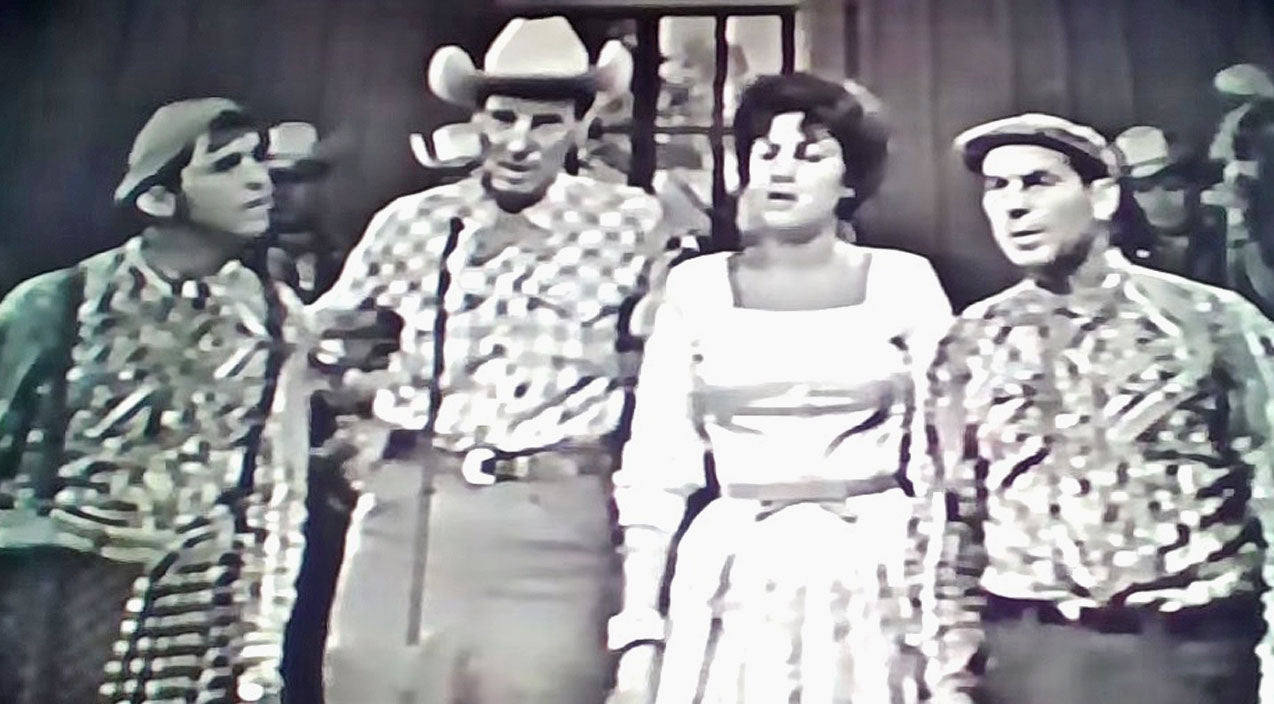 Patsy cline Songs | Rare Footage Surfaces Of Patsy Cline & Ernest Tubb Singing Beloved Christian Song | Country Music Videos