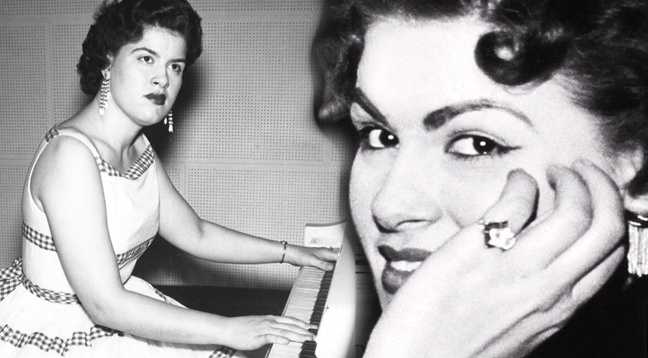 Patsy cline Songs   Last Footage of Patsy Cline Performing 'I Fall To Pieces' (VIDEO)   Country Music Videos