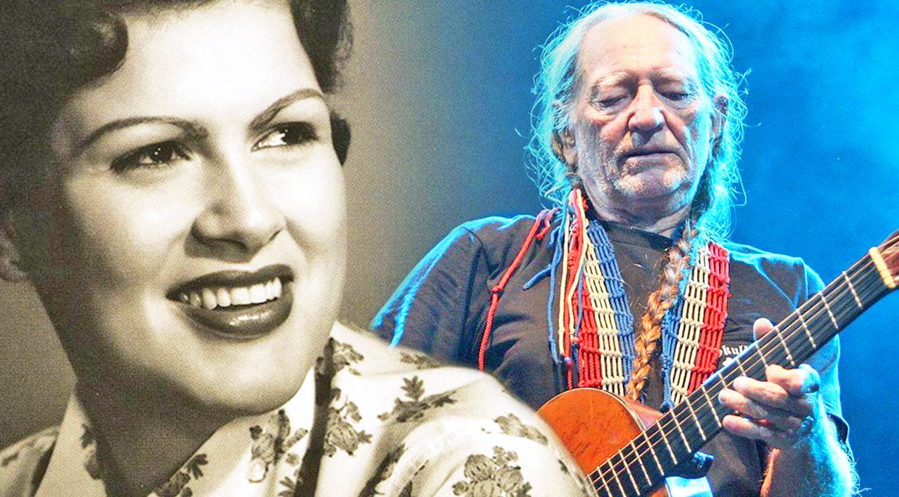 Willie nelson Songs | Willie Nelson And Sheryl Crow Pay Tribute To Patsy Cline In Enchanting Duet | Country Music Videos