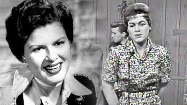 Patsy cline Songs | Patsy Cline - Crazy (VIDEO) | Country Music Videos