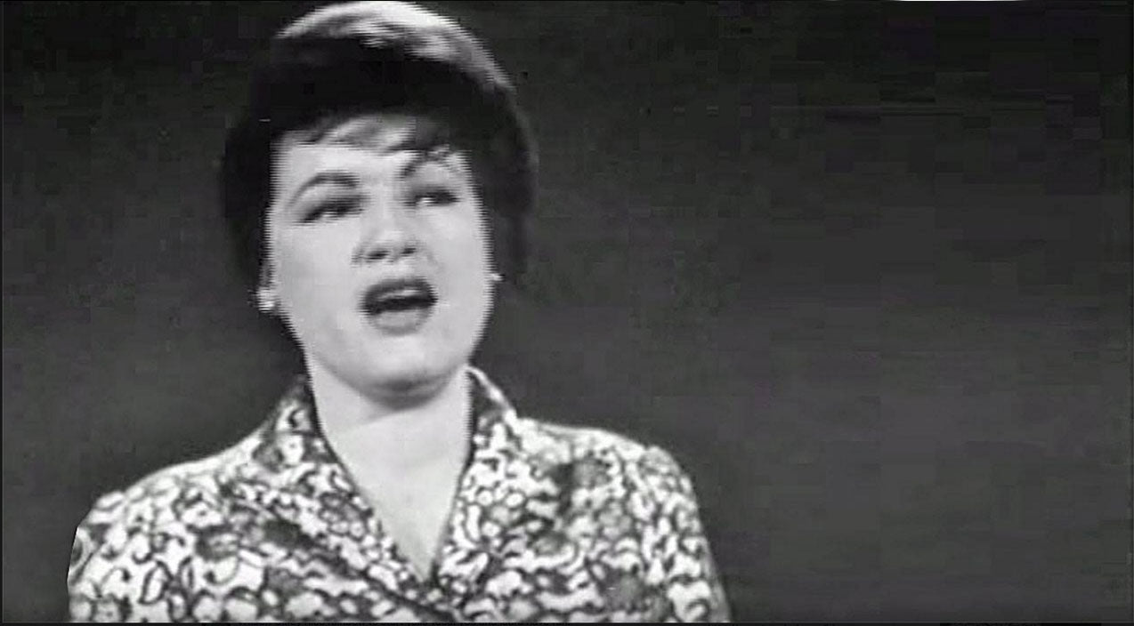 A Rare Look At Patsy Cline At Her Finest Just Days Before Her Untimely Death | Country Music Videos