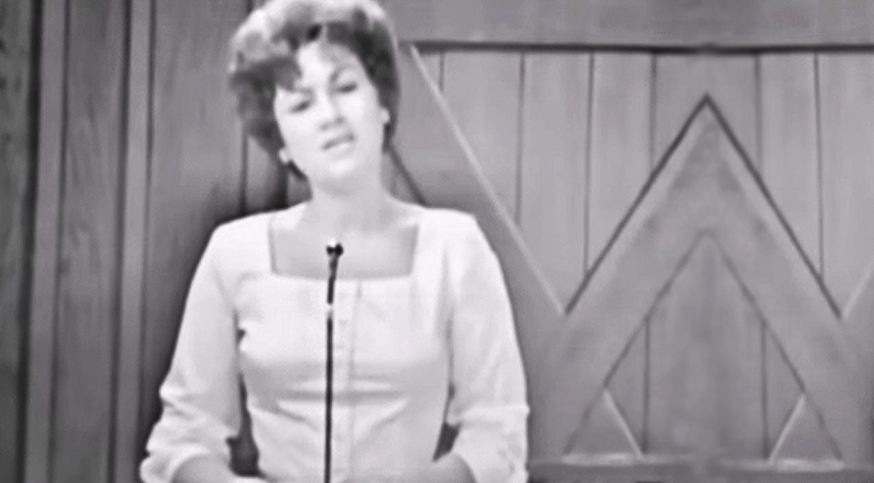 Patsy cline Songs | Rare Footage Of Patsy Cline's Live Performance Of 'You're Stronger Than Me' Surfaces | Country Music Videos