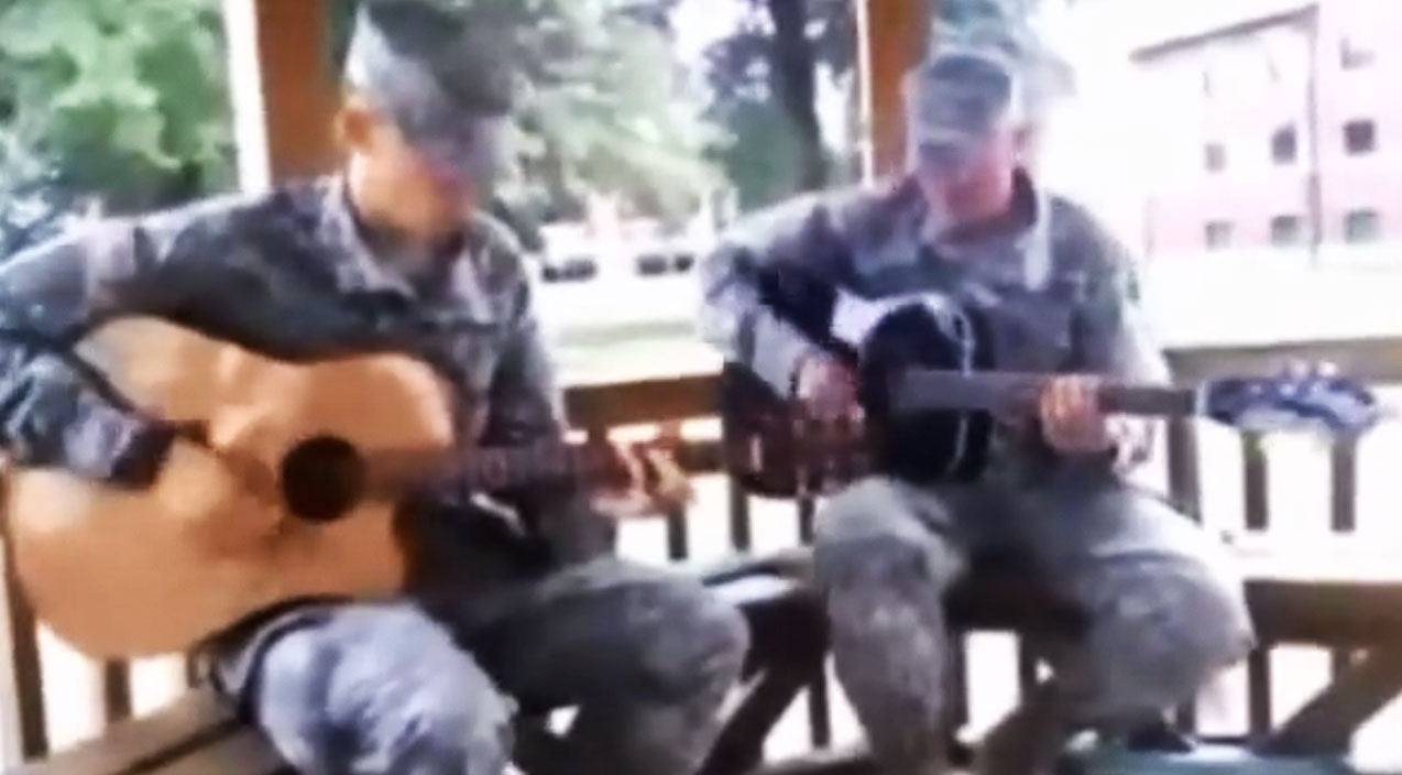 Military Duo's Patriotic Country Song, 'Proud Of Who I Am' Is Viral and So Good! | Country Music Videos