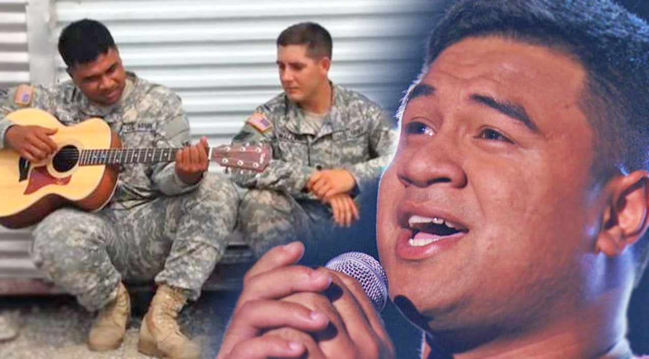 Rascal flatts Songs | U.S. Soldier Delivers Powerful 'Bless the Broken Road' | Country Music Videos