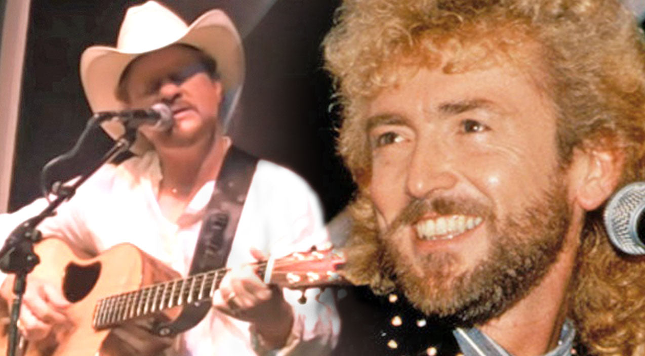Keith whitley Songs | Songwriter Paul Overstreet Performs His Biggest Hit, Keith Whitley's 'When You Say Nothing At All' | Country Music Videos
