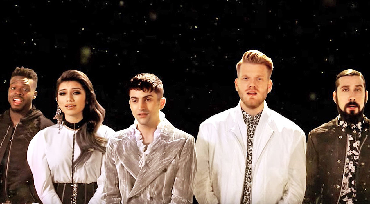 Pentatonix Songs | Pentatonix Will Steal Your Heart With Cover Of Elvis' 'Can't Help Falling In Love' | Country Music Videos
