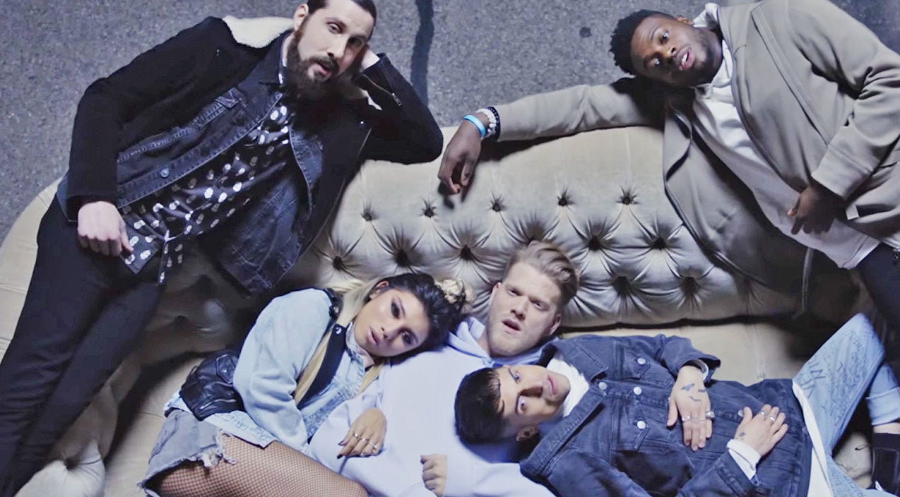 Queen Songs | Pentatonix Releases Mind-Blowing New Video For Chilling 'Bohemian Rhapsody' | Country Music Videos