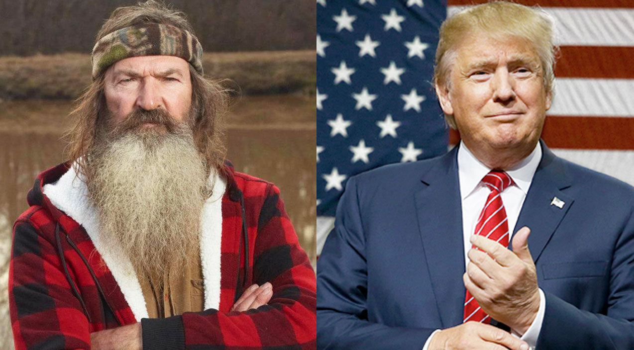 Phil robertson Songs | Phil Robertson REALLY Wants To Be On Donald Trump's Cabinet | Country Music Videos
