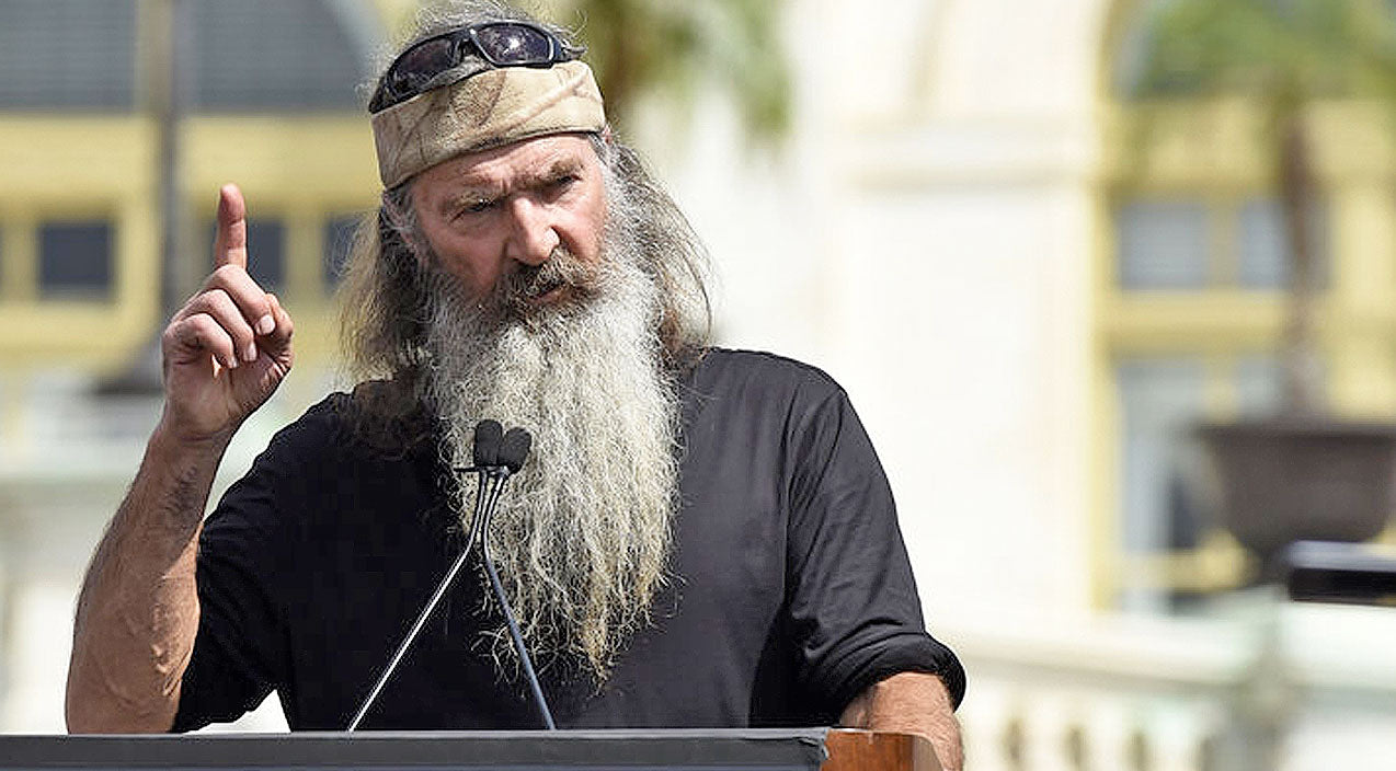 Phil robertson Songs | Phil Robertson Reveals His Eye-Opening Opinion Of Donald Trump | Country Music Videos