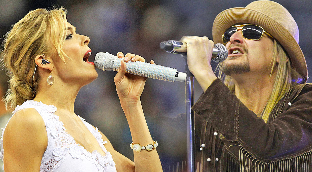 Leann rimes Songs | Kid Rock & LeAnn Rimes Team Up For Passionate Performance Of 'Picture' | Country Music Videos
