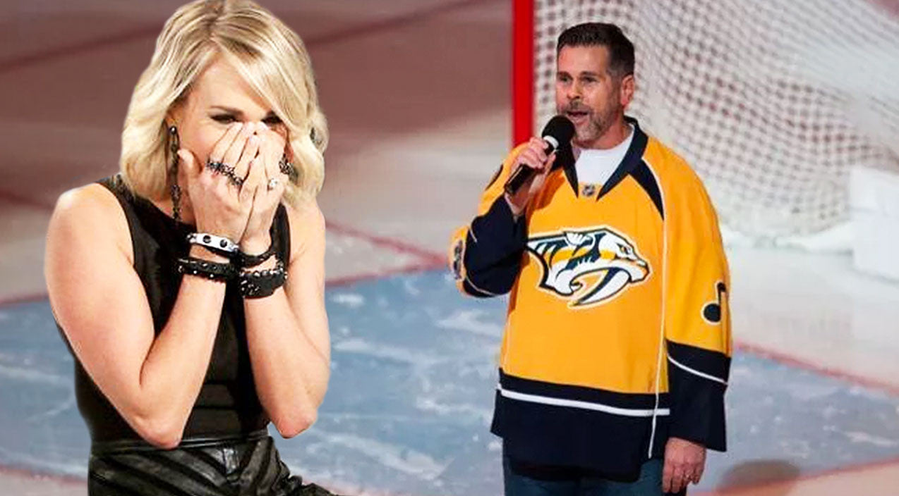 Modern country Songs | NHL Anthem Singer Upset With Recent Upstage By Carrie Underwood & Other Country Acts | Country Music Videos