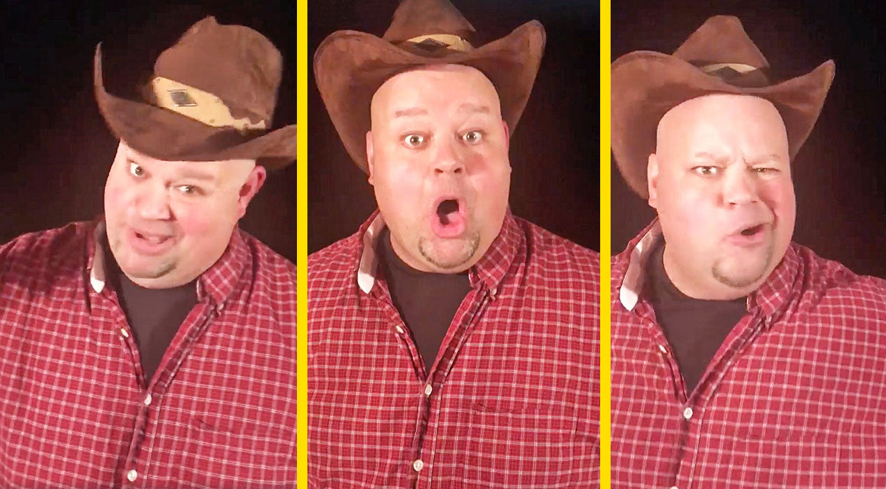 Viral content Songs   Kentucky Principal Comically Announces Snow Day With Spot-On Garth Brooks Impression   Country Music Videos
