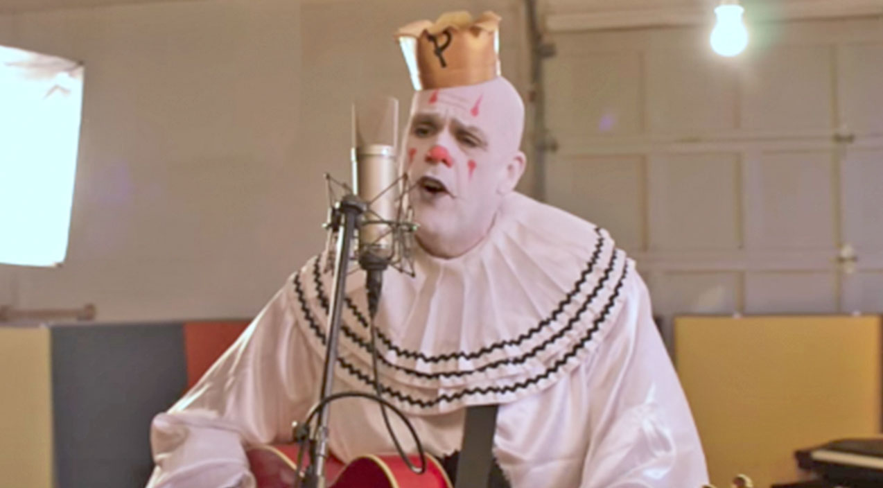 Puddles pity party Songs | Puddles Pity Party Puts Eerie Twist On One Of Elvis Presley's Most Successful Records | Country Music Videos