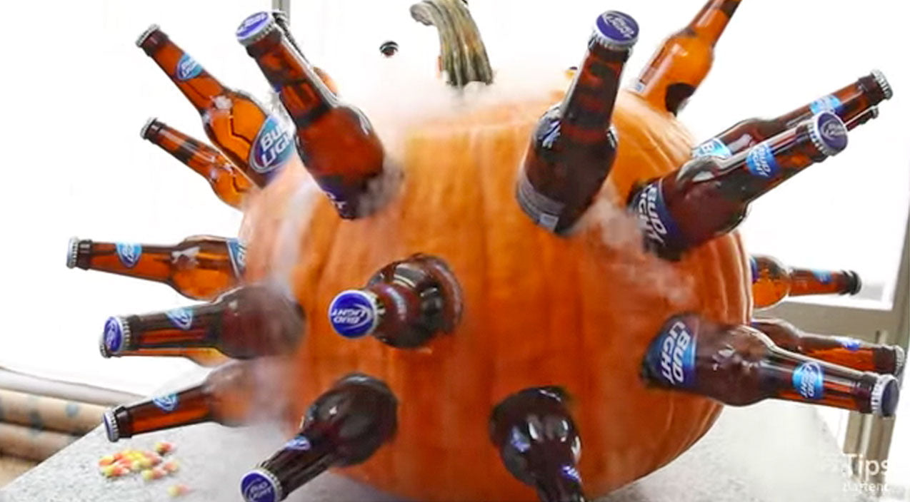 How To Make A Pumpkin Beer Cooler In 6 Easy Steps | Country Music Videos